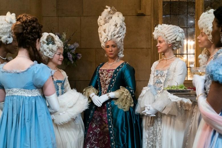 Bridgerton costumes
