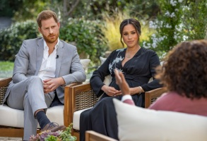Harry and Meghan Interview with Oprah CBS