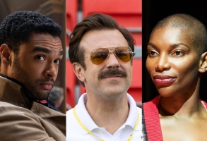 """Bridgerton,"" ""Ted Lasso,"" and ""I May Destroy You"" are all nominated at the 2021 SAG Awards"