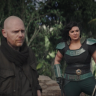 Bill Burr Addresses 'Mandalorian' Co-Star Gina Carano's Firing: 'She Was an Absolute Sweetheart'