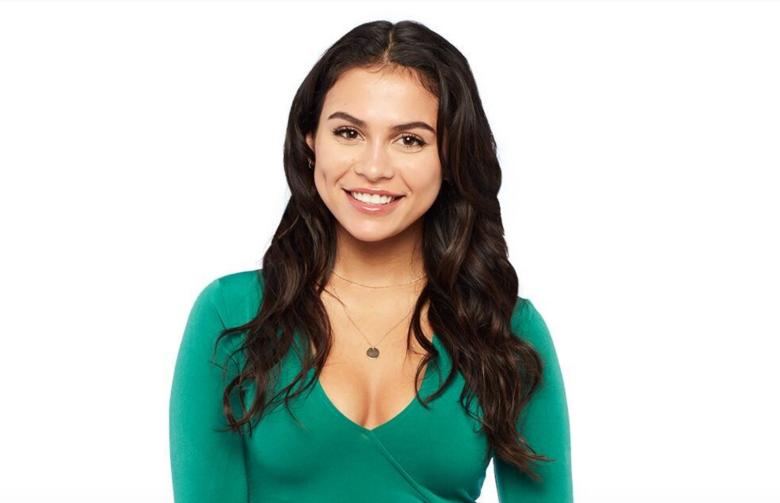"""The Bachelor"" contestant Rachel Galvin"