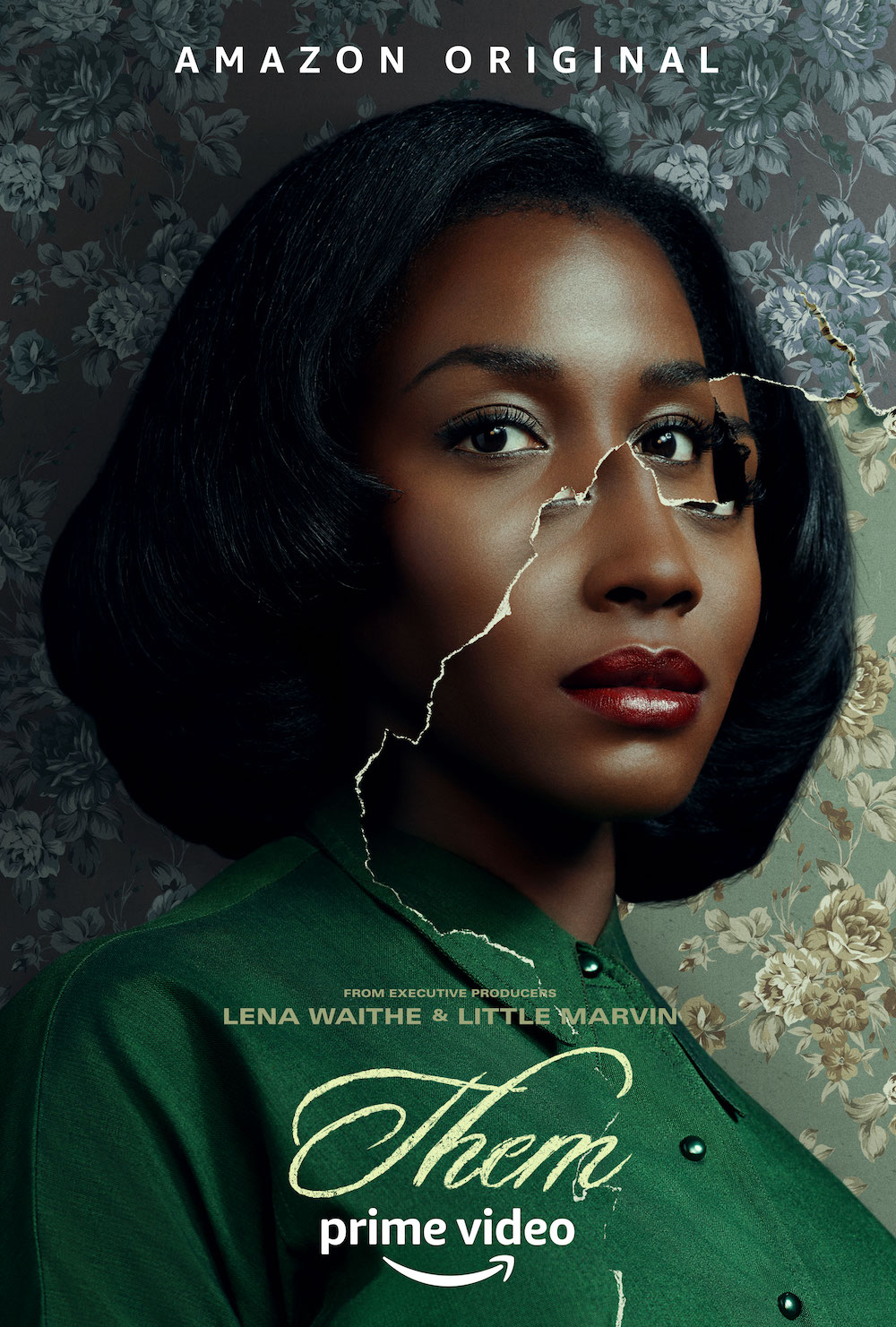 Them Poster Amazon Series TV show