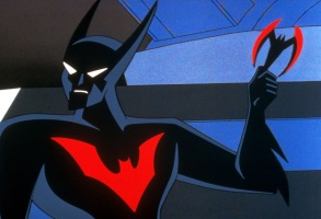 BATMAN BEYOND, Batman, 1999-2001. (c) Warner Bros. Television/ Courtesy: Everett Collection.