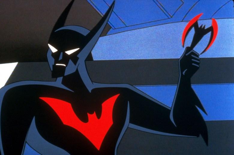 BATMAN BEYOND, Batman, 1999-2001. (c) Warner Bros. Television/ Courtesy: Everett Collection.
