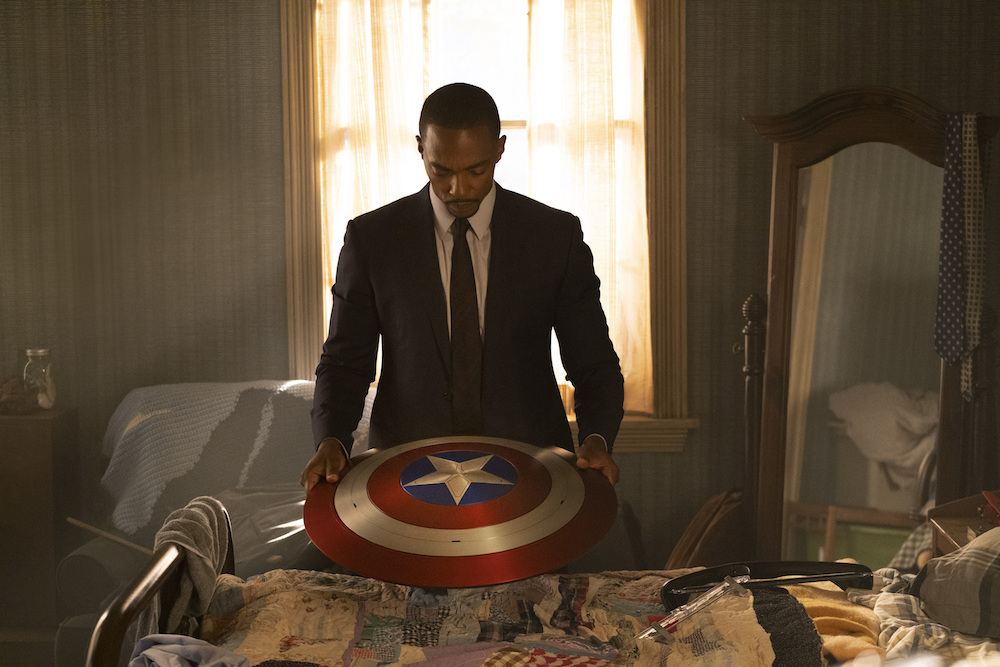 The Falcon and the Winter Soldier' Review: Marvel Gets Back to Basics |  IndieWire