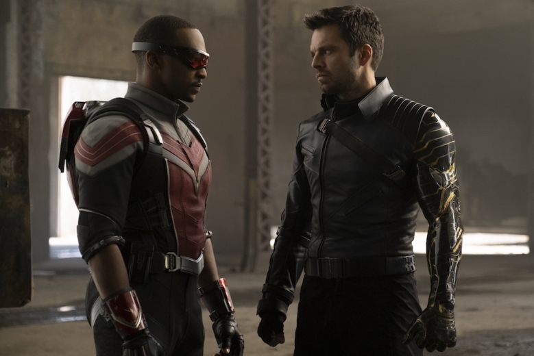 The Falcon and The Winter Soldier Anthony Mackie Sebastian Stan Marvel MCU Disney+