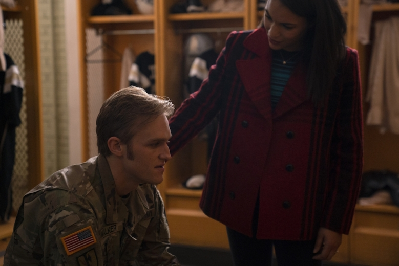 """Wyatt Russell in """"The Falcon and the Winter Soldier"""" Disney+"""