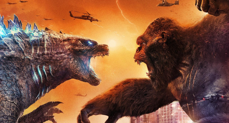 What will Godzilla vs. Kong say about the future of movie theaters?