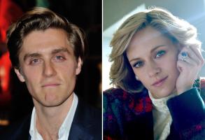 """Jack Farthing, plus Kristen Stewart as Princess Diana in """"Spencer"""""""