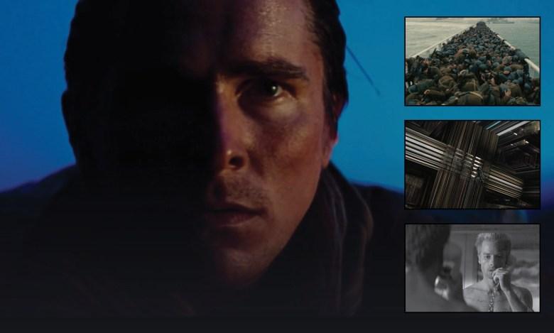 """""""Batman Begins,"""" """"Dunkirk,"""" """"Interstellar,"""" and """"Following"""""""