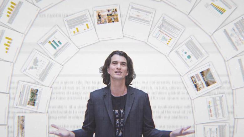 WeWork Documentary Hulu Adam Neumann