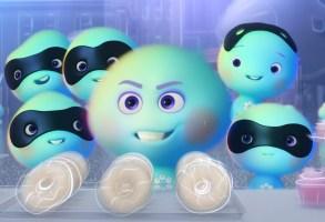 22 vs Earth Pixar