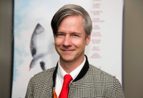 """John Cameron Mitchell attends a screening of Sony Pictures Classics' """"The Seagull"""" at the Elinor Bunin Munroe Film Center on Thursday, May 10, 2018, in New York. (Photo by Charles Sykes/Invision/AP)"""