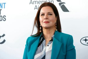 Marcia Gay Harden Implies Judi Dench 'Wasn't So Happy' When She Won the Oscar for 'Pollock'