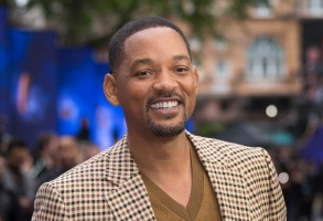 Actor Will Smith poses for photographers upon arrival at the 'Aladdin' European Gala premiere in London, Thursday, May 9, 2019. (Photo by Joel C Ryan/Invision/AP)