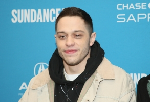 "FILE - This Jan. 28, 2019 file photo shows Pete Davidson during the 2019 Sundance Film Festival in Park City, Utah. Judd Apatow's ""King of Staten Island,"" starring Davidson, will make its premiere as the opening night film at this year's South by Southwest Film Festival. The festival runs March 13-22. (Photo by Danny Moloshok/Invision/AP, File)"