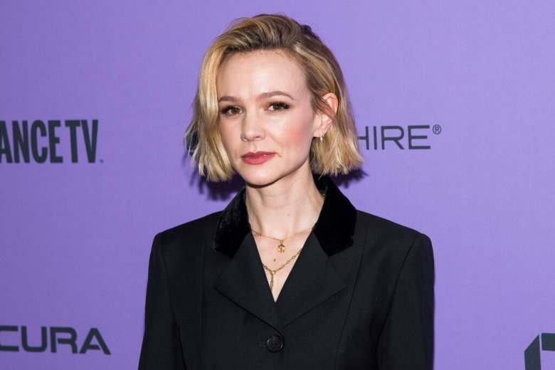 """Carey Mulligan attends the premiere of """"Promising Young Woman"""" at the MARC theater during the 2020 Sundance Film Festival on Saturday, Jan. 25, 2020, in Park City, Utah. (Photo by Charles Sykes/Invision/AP)"""