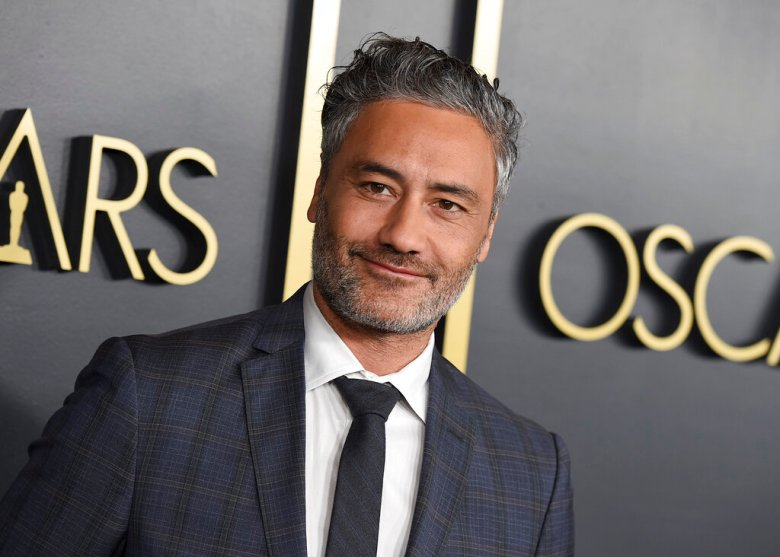 "FILE - This Jan. 27, 2020 file photo shows Taika Waititi at the 92nd Academy Awards Nominees Luncheon in Los Angeles.  Waititi, the New Zealand filmmaker of ""Jojo Rabbit"" and ""Thor: Ragnarok,"" will direct a new ""Star Wars"" film. He will co-write the film with Krysty Wilson-Cains, who wrote the World War I thriller ""1917"" with Sam Mendes. (Photo by Jordan Strauss/Invision/AP, File)"