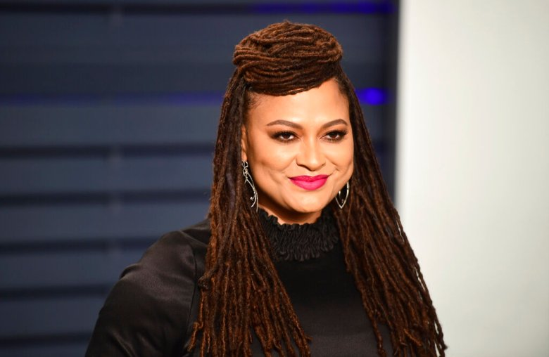 """Ava DuVernay backs academy bias statement. File photo dated 24/02/19 of director Ava DuVernay, who has backed actor David Oyelowo's statement claiming members of The Academy that hands out the Oscars said they would not vote for civil rights film Selma after the cast showed support for a black man who died in police custody. The Academy has said it is """"committed to progress"""". Issue date: Friday June 5, 2020. Stars of the movie, as well as DuVernay, wore T-shirts bearing the slogan """"I Can't Breathe"""" for Selma's New York premiere in 2014. They were the words gasped by Eric Garner, who died after a New York City police officer put him in a chokehold in July 2014, months before Selma's release. See PA story SHOWBIZ DuVernay. Photo credit should read: Ian West/PA Wire URN:54020800 (Press Association via AP Images)"""