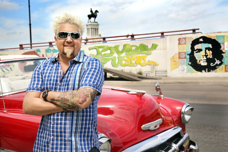 """""""Diners, Drive-Ins and Dives"""""""