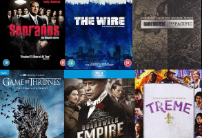 HBO Blu Ray Box Sets