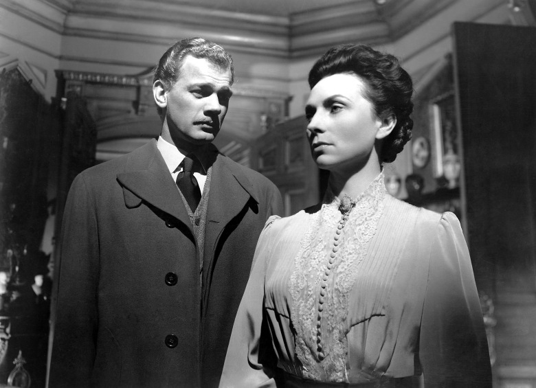 THE MAGNIFICENT AMBERSONS, Joseph Cotten, Agnes Moorehead, 1942