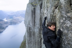 Tom Cruise Was Told to Stop Smiling So Much During Stunts on His Movies