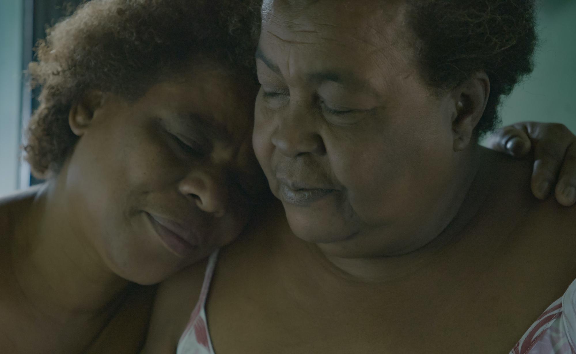 My Love; Six Stories of Love - Nicinha and Jurema in episode NICINHA & JUREMA from MY LOVE; SIX STORIES OF LOVE. Cr. Courtesy of Netflix/NETFLIX © 2021