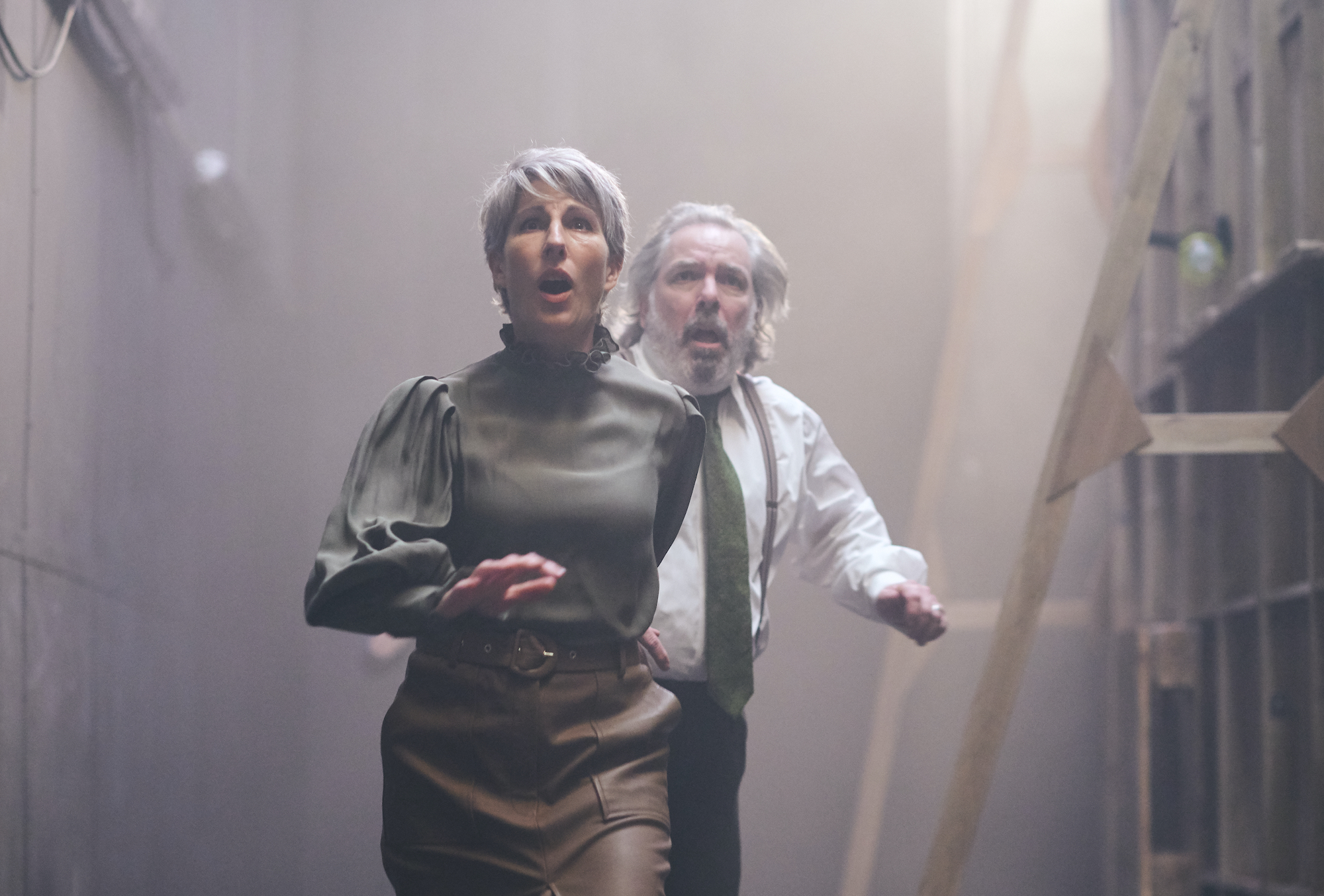 Romeo and Juliet National Theatre Tamsin Greig