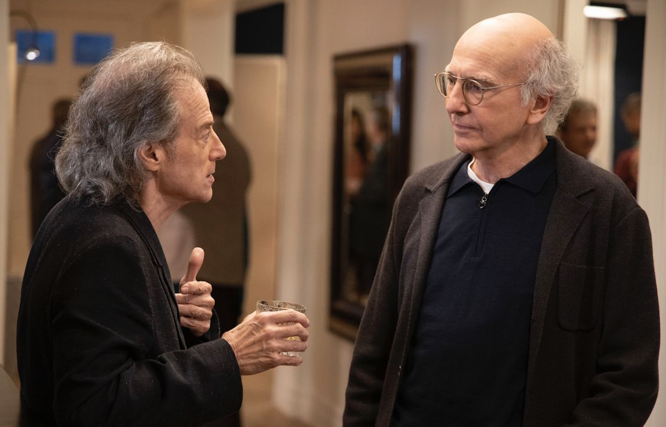 Curb Your Enthusiasm': Richard Lewis Makes Surprise Return to HBO Set    IndieWire