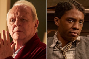 Anthony Hopkins Honors Chadwick Boseman After the Oscars Shut Them Out
