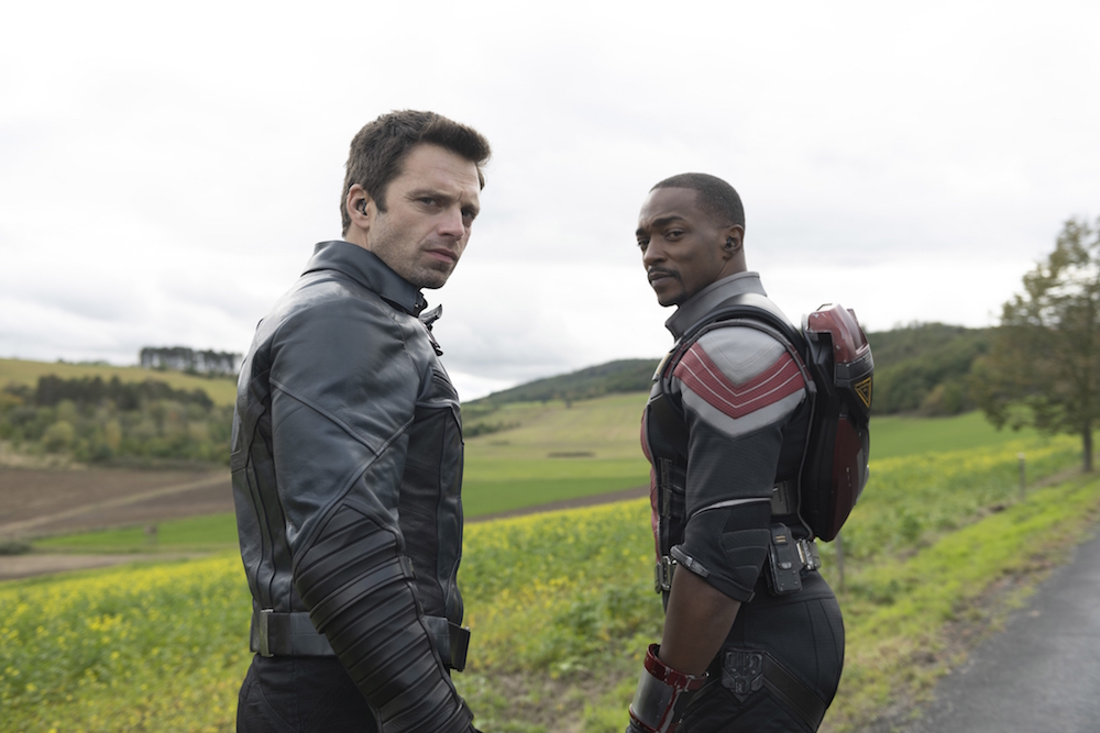 'Falcon and Winter Soldier' Sets Emmys Run as Drama Series ...