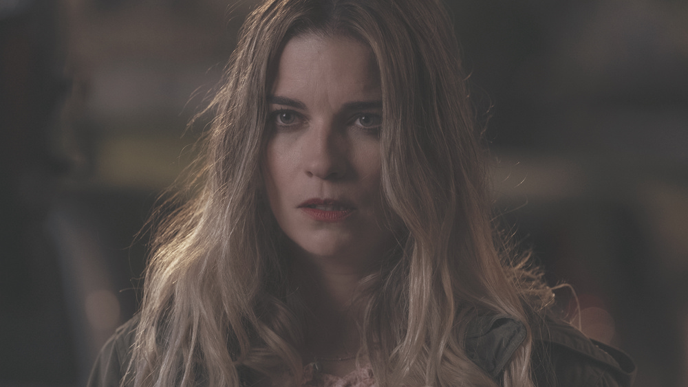 Annie Murphy in Kevin Can Fuck Himself AMC TV show