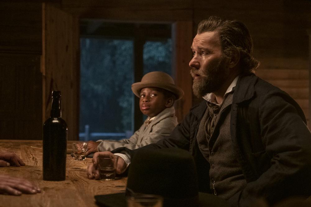 The Underground Railroad Chase W. Dillon Joel Edgerton