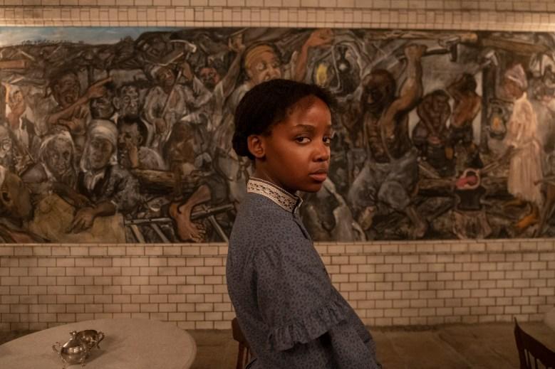 The Underground Railroad Cora Thuso Mbedu