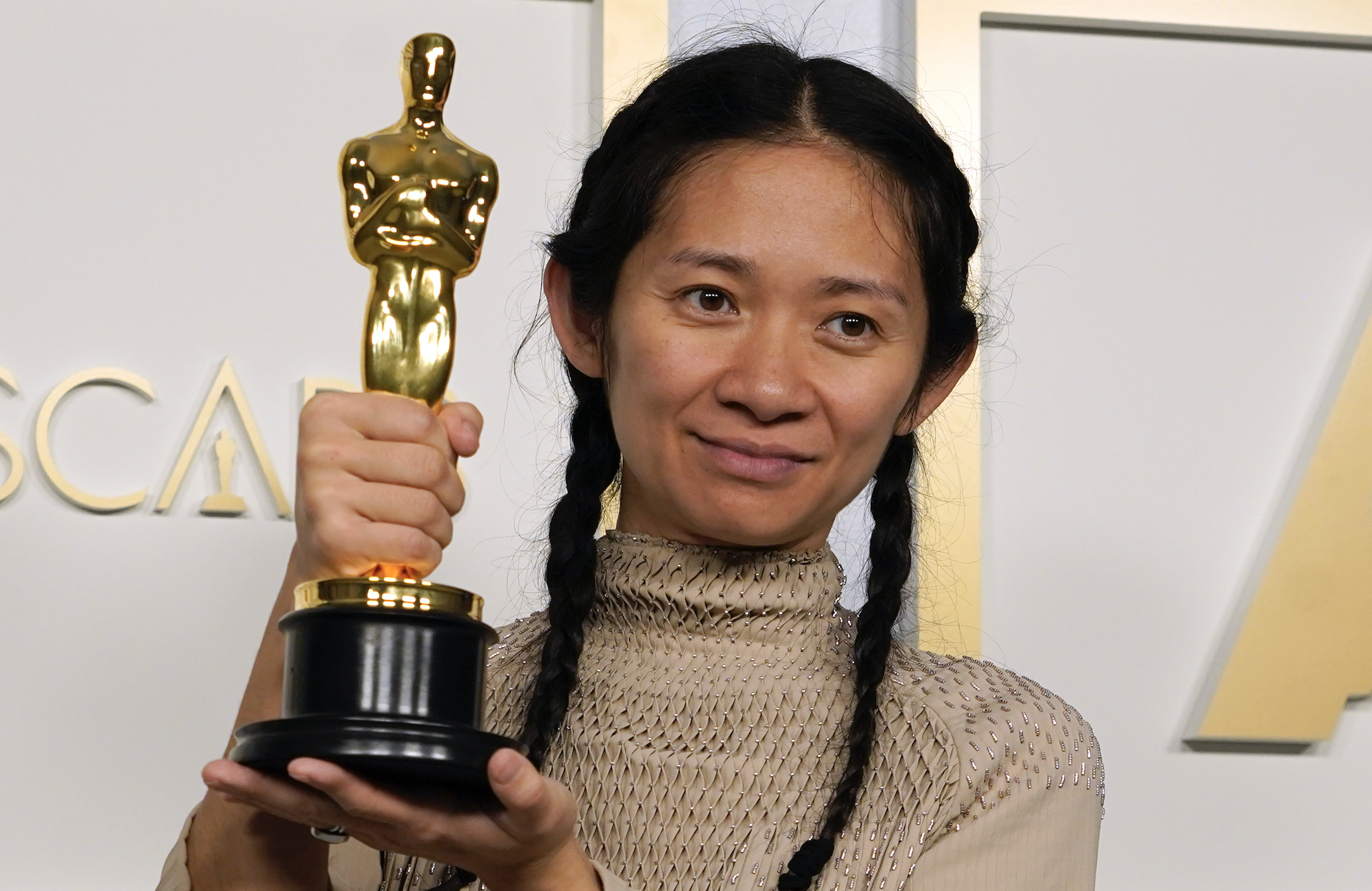Chloe Zhao Oscar Wins Silenced in China   IndieWire