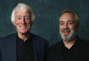 Roger Deakins and Sam Mendes