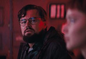 "Leonardo DiCaprio in ""Don't Look Up"""