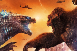 'Godzilla vs. Kong' Dominates Box Office, but Sees a Big Drop Even Without Competition