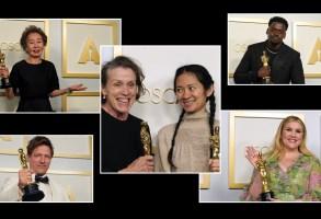 2021 Oscars Winners