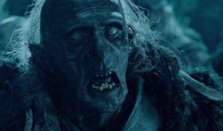 """Stephen Ure in """"The Lord of the Rings: The Two Towers"""""""