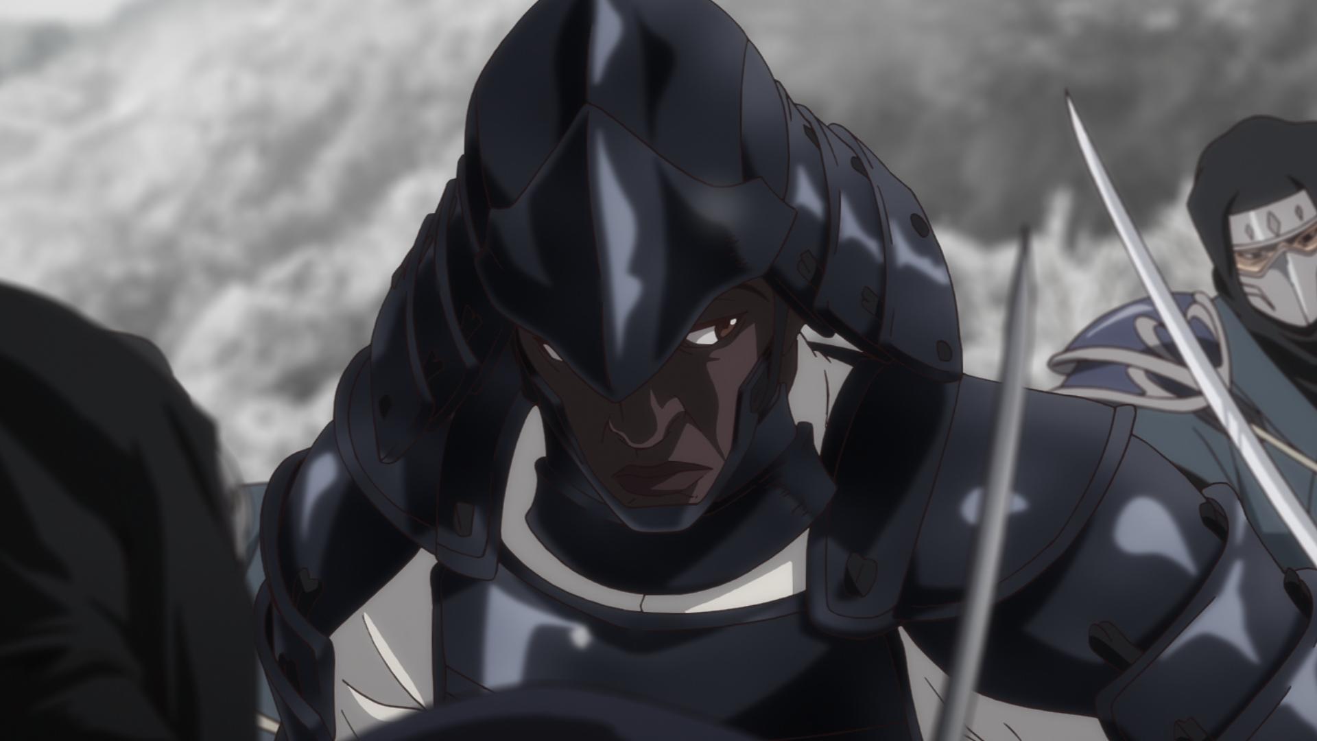 Yasuke' Trailer: Netflix Anime ft LaKeith Stanfield as Black Samurai |  IndieWire