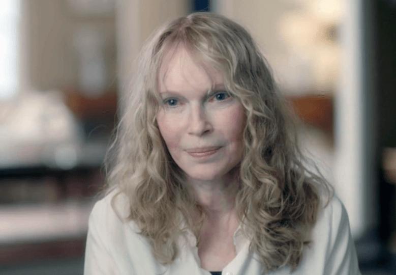 """Mia Farrow, """"Allen v. Farrow""""all"""