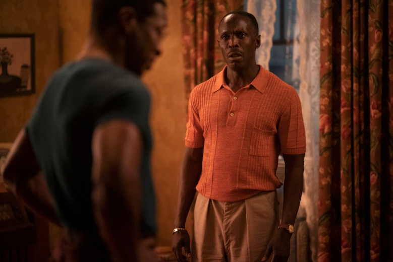 """Michael Kenneth Williams in """"Lovecraft Country"""""""