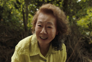 "Yuh-Jung Youn in ""Minari"""