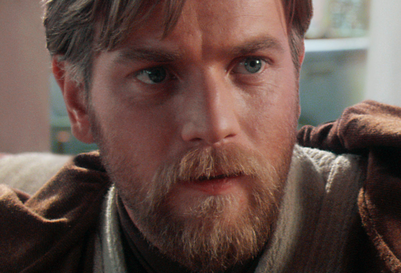 "Ewan McGregor as Obi-Wan Kenobi in ""Star Wars: Revenge of the Sith"""