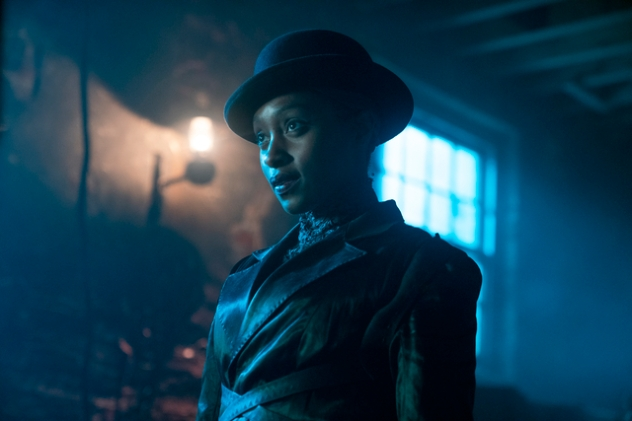 'The Nevers': Fire Eating, Androgyny, and Jack the Ripper — Just Normal Prep for an HBO Role
