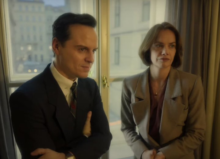 Oslo' First Trailer: HBO Film Stars Ruth Wilson & Andrew Scott | IndieWire