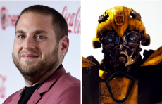 "Jonah Hill and ""Transformers"""