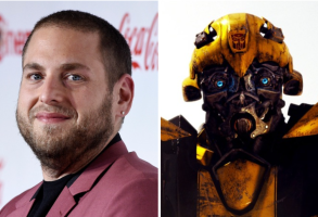 """Jonah Hill and """"Transformers"""""""